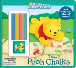 Pooh Chalks