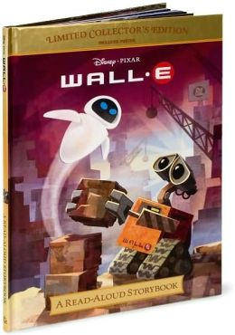 Wall-E: A Read-Aloud Storybook