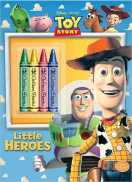 Toy Story Little Heroes