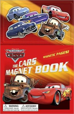 Cars Magnet Book