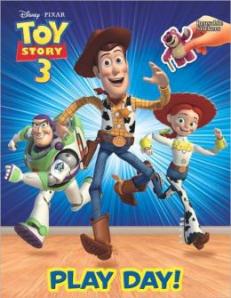 Toy Story 3 Play Day!