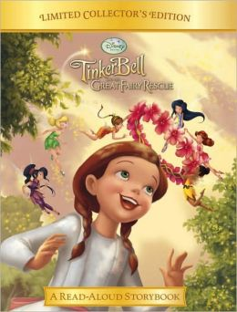 Tinker Bell and the Great Fairy Rescue (Disney Fairies)