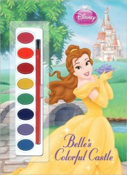 Belle's Colorful Castle