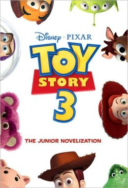 Toy Story 3 Junior Novelization