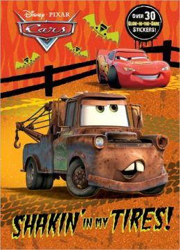 Shakin' in my Tires! (Disney/Pixar Cars)