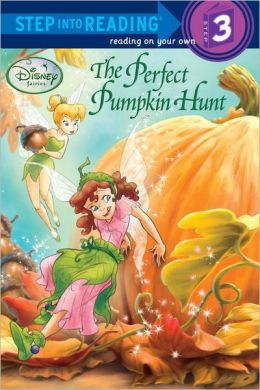 The Perfect Pumpkin Hunt (Disney Fairies)