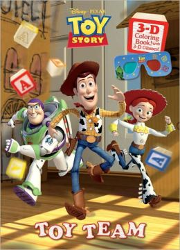 Toy Team (Disney/Pixar Toy Story)