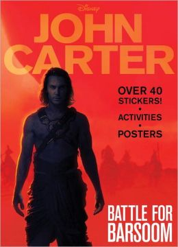 Battle for Barsoom (Disney John Carter of Mars)
