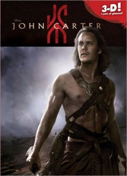 John Carter of Mars 3-D Book (Disney John Carter of Mars)