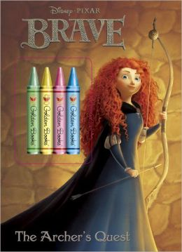 The Archer's Quest (Disney/Pixar Brave)