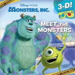Meet the Monsters (Disney/Pixar Monsters Inc.)