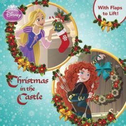 Christmas In The Castle Disney Princess By RH Disney