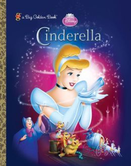 Cinderella (Diamond) Big Golden Book (Disney Princess)