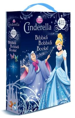 Bibbidi Bobbidi Books! (Disney Princess)
