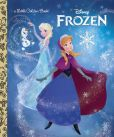 Book Cover Image. Title: Frozen Little Golden Book (Disney Frozen), Author: RH Disney