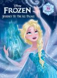 Book Cover Image. Title: Journey to the Ice Palace (Disney Frozen), Author: RH Disney