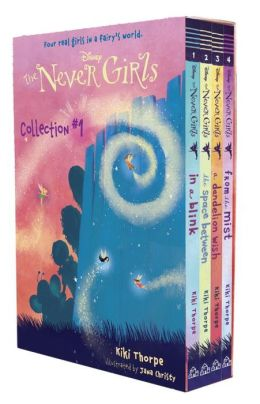 The Never Girls Collection #1 (Disney: The Never Girls Series)