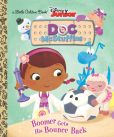 Book Cover Image. Title: Boomer Gets His Bounce Back (Disney Junior:  Doc McStuffins), Author: Andrea Posner-Sanchez