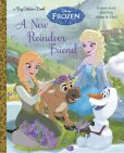 Book Cover Image. Title: A New Reindeer Friend (Disney Frozen), Author: RH Disney