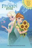 Book Cover Image. Title: Frozen Fever Hardcover Junior Novelization (Disney Frozen), Author: Victoria Saxon