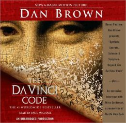 The da vinci code by dan brown 9780736696487 audiobook for A davis brown salon