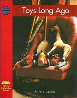Toys Long Ago