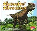 Alosaurio (Allosaurus)