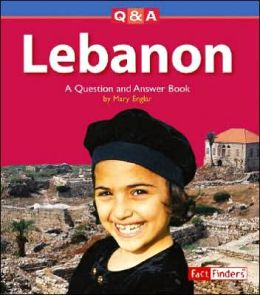 Lebanon: A Question and Answer Book