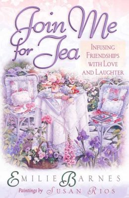 Join Me for Tea: Infusing Friendships with Love and Laughter