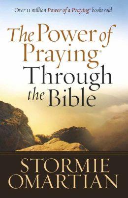 The Power of Praying? Through the Bible
