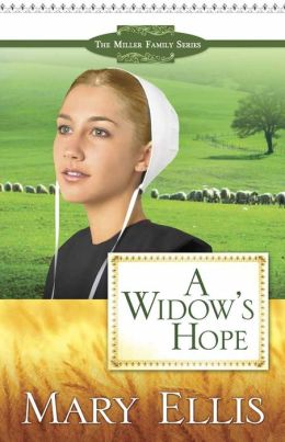 A Widow's Hope (Miller Family Series #1)