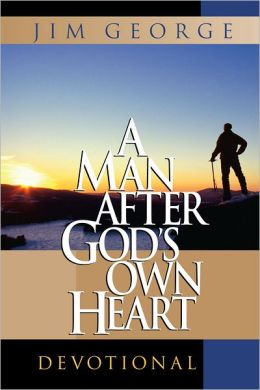 Man After God's Own Heart Devotional, A