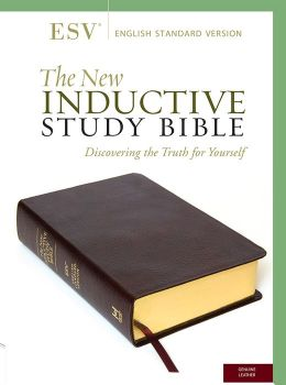 The New Inductive Study Bible, ESV