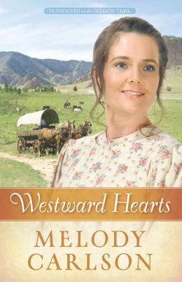 Westward Hearts (Homeward on the Oregon Trail Series #1)