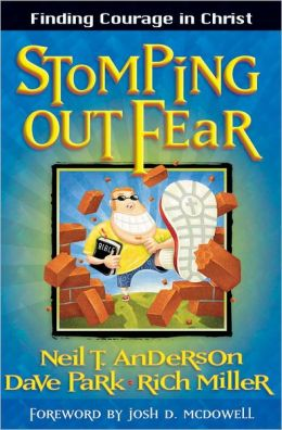 Stomping Out Fear: Finding Courage in Christ