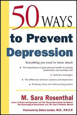50 Ways to Fight Depression without Drugs