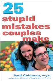 25 Stupid Mistakes Couples Make