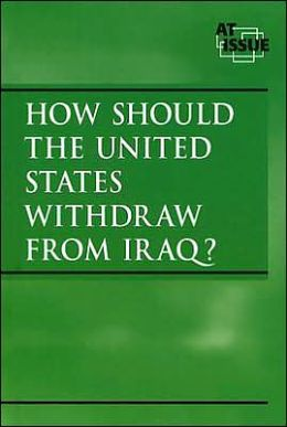 How Should the United States Withdraw from Iraq?