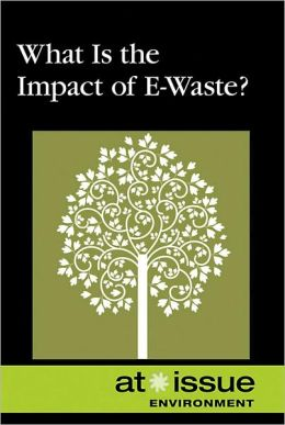 What Is the Impact of E-Waste?