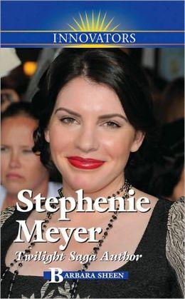 Stephenie Meyer: Twilight Saga Author