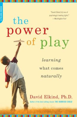 The Power of Play: Learning What Comes Naturally