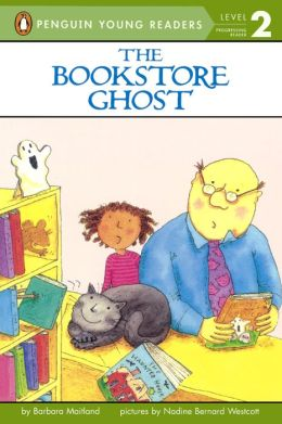 The Bookstore Ghost (Turtleback School & Library Binding Edition)