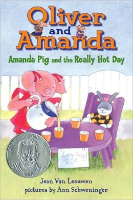 Amanda Pig And The Really Hot Day (Turtleback School & Library Binding Edition)