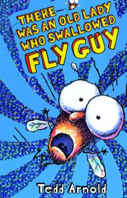 There Was An Old Lady Who Swallowed Fly Guy (Turtleback School & Library Binding Edition)