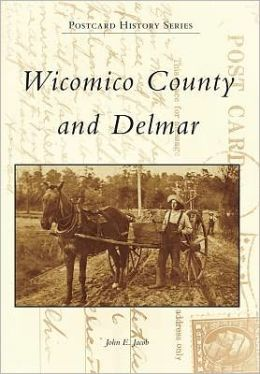 Wicomico County and Delmar: In Vintage Postcards (the Postcard History Series)