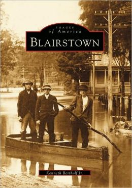 Blairstown (Images of America Series)