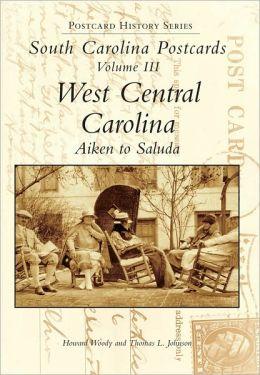 South Carolina Postcards, Volume 3 (Postcard History Series)