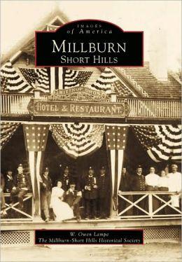 Millburn-Short Hills (Images of America Series)