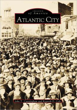 Atlantic City (Images of America Series)
