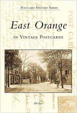 East Orange: New Jersey (Postcard History Series)